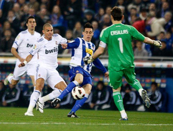 Callejon avec l'Espanyol