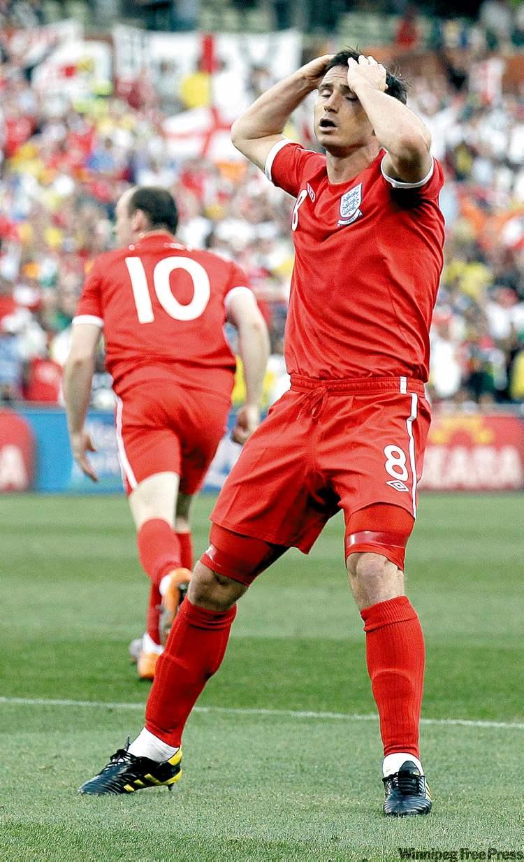 Angleterre-Allemagne 2010