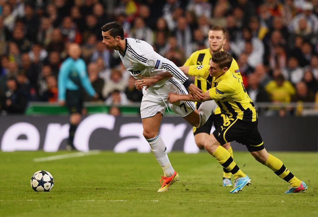 Madrid-Dortmund