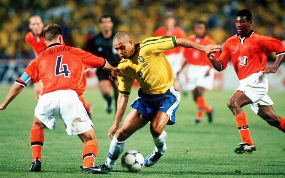 Brésil Pays-Bas 1998