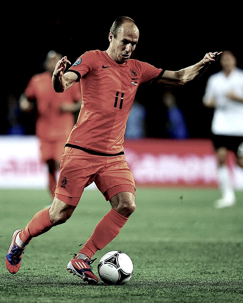 Le style Robben