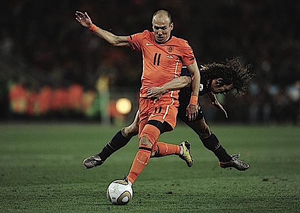 Puyol Robben