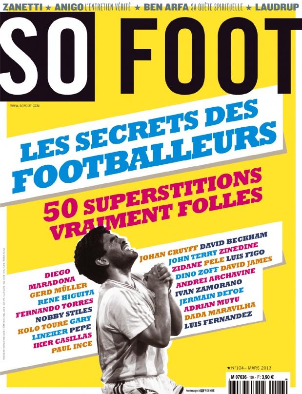 So Foot n°104